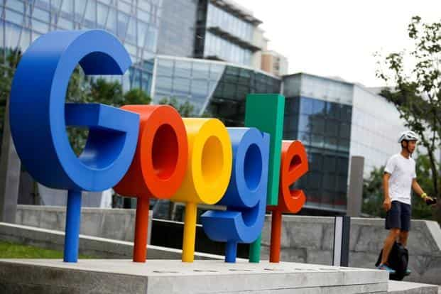 A group of Google employees behind the walkout released a statement on Thursday saying they support the shareholder lawsuits. Photo: Reuters