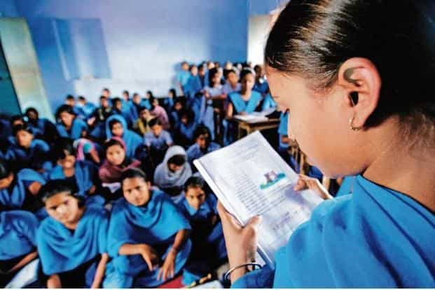 There is a decline in learning outcome among Class VIII students, both in reading and arithmetic skills.