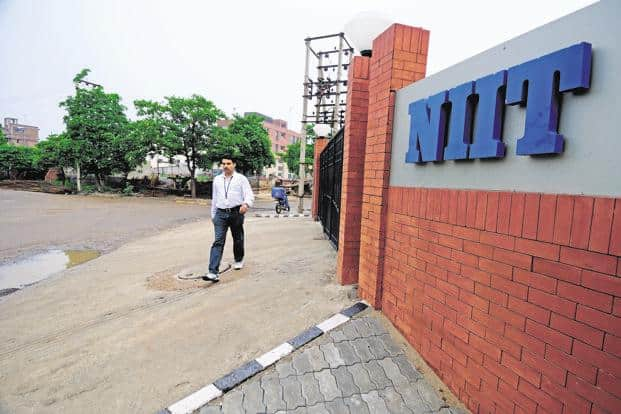 Credit Suisse has been given the mandate by NIIT Technologies to find a suitable buyer. Photo: Pradeep Gaur/Mint