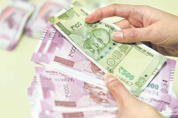 The rupee depreciated amid higher bond yield and concerns over an expansionary fiscal policy in the budget. Photo: Mint
