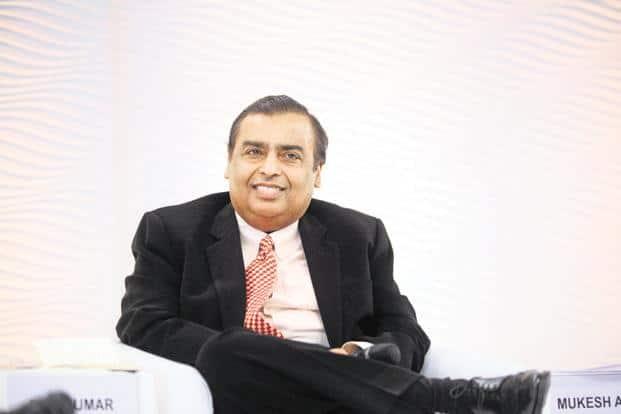 RIL chairman Mukesh Ambani. Photo: Pradeep Gaur/Mint