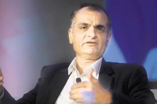 Edelweiss Group CEO Rasesh Shah. Photo: Abhijit Bhatlekar/Mint