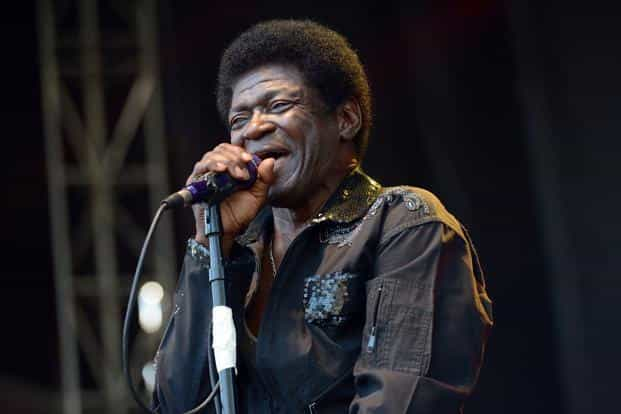 The late Charles Bradley performing in Pasadena, California, in 2017. Photo: Wire Image