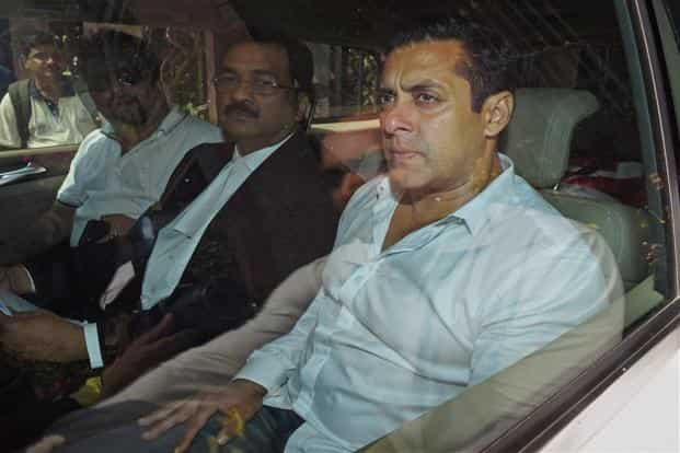 Salman Khan is the brand ambassador for a clutch of brands, including soft drink Thums Up. Photo: PTI